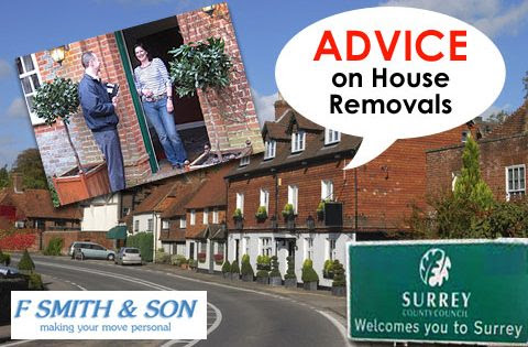 Helpful Tips & Advice On House Removals In Surrey