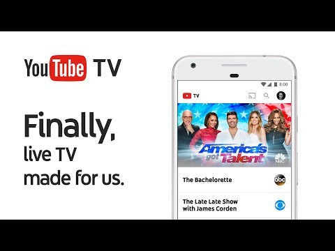 Official YouTube Blog: YouTube TV is now live
