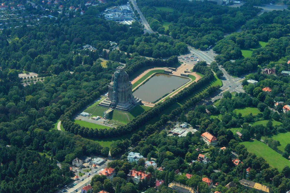 O Monumento à Batalha das Nações : O maior monumento da Europa 04