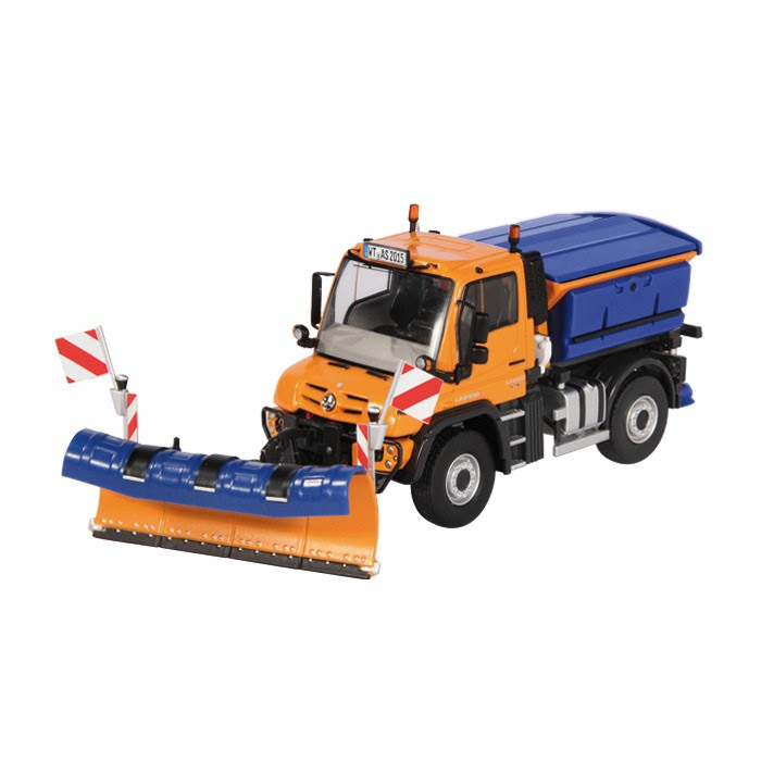 Snowplow Truck Dhs Diecast Collectables Inc