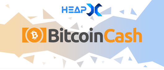 Bitcoin Cash To Launch On HeapX Square – HeapX – Medium