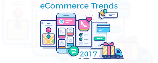 Top 5 eCommerce trends that we think will be big in 2017