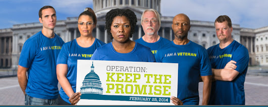 Join us for Operation: Keep the Promise - DAV