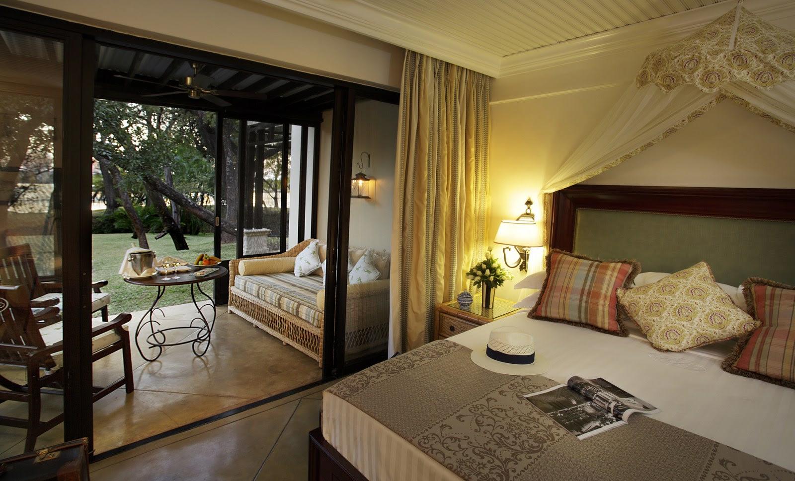 Un lodge 5 * en Zambie PLANETE DECO a homes world - Luangwa Safari House Interior Decoration Safari Houses Of ZambiaPinterest Safari And House