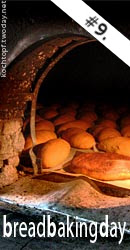 BreadBakingDay #9 - bread with oat