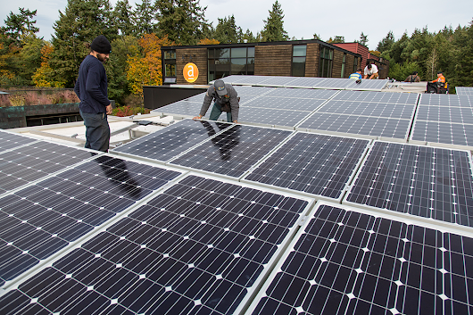 Solar array on Washington art museum helps it achieve LEED Gold rating