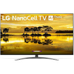 "Lg 65SM9000PUA 65"" 4k UHD LED NanoCell Smart TV with AI ThinQ - 64.5"" Diagonal"