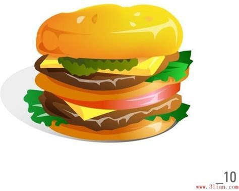 Vector burgers for free download about (41) vector burgers