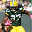 Eddie Lacy's carries will be cut by Green Bay Packers