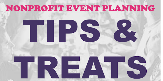 Tips & Treats - Elevating your Event