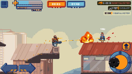Gangfort Is The 2D Platformer Version Of Team Fortress 2 You Never Knew You Wanted