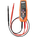 Klein Tools Et250 Solid State Digital Ac/dc Voltage and Continuity Tester