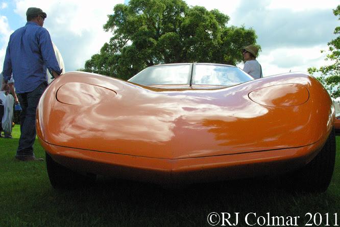Vauxhall XVR, Goodwood FoS