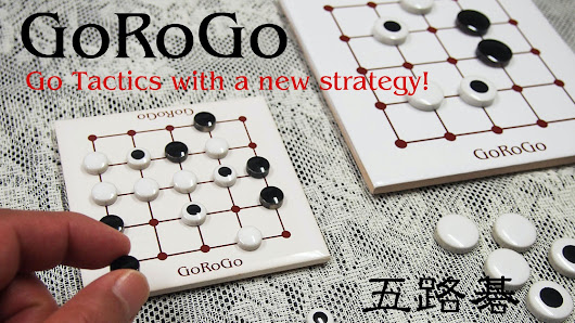 GoRoGo - An artisanal variation on the classic game of GO