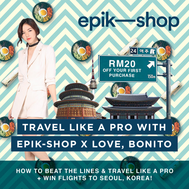 epik-shop: Shop USA & Canandian Boutiques now on Epik-shop. Subscribe and get RM20 Off your first purchase. Earn AirAsia BIG Points with every purchase.