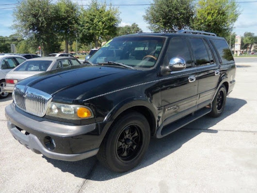 Used 1998 Lincoln Navigator for Sale in Deland FL 32720 Richard Bell Auto Sales & Powersports