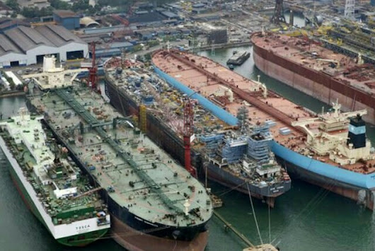 Required for Shipyard in Singapore