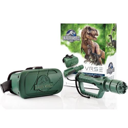 VRSE Jurassic World Virtual Reality Headset