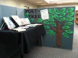 poetry week display - Google Search