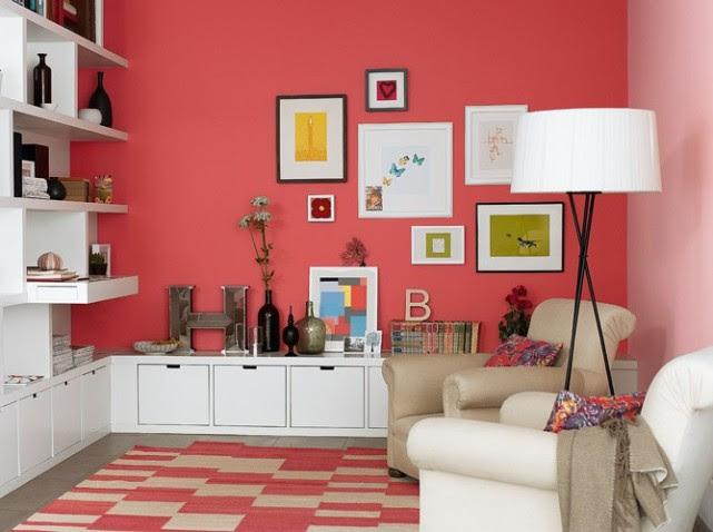 Interiores De Casas Modernas Colores
