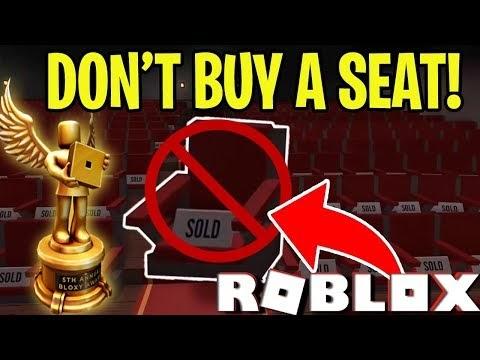 Roblox Bloxy Awards 2019 Seats Free Roblox Account Dump Pastebin