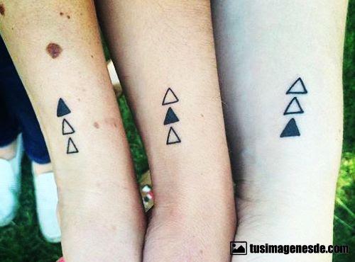 Imágenes De Tatuajes Para Amigas Imágenes