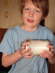Got me some milk