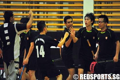 Nanyang Polytechnic beat Ngee Ann Polytechnic 3-1 in men's POL-ITE ...
