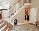 11 Ways To Use Space Under Stairs | Furnish Burnish