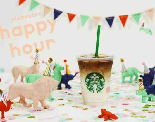 Sign-up for Starbucks' Happy Hour discounts - Living On The Cheap
