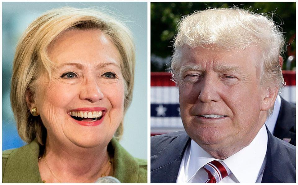 Zdjęcie numer 1 w galerii - Kandydaci na prezydenta USA mają... pewne cechy psychopatów