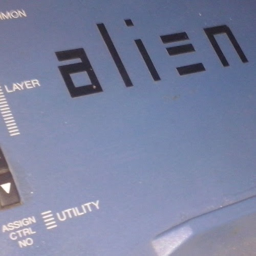 ALIENBLAK Travelerxiya SPR8 CS1x by Alien Traveler