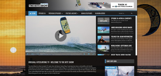 Niche Kitesurfing Content Channel 'The Kite Show' Soars to Success