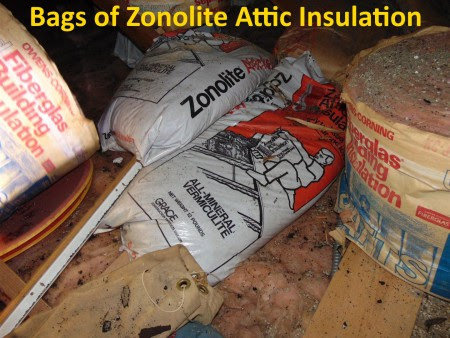 Asbestos alert! Vermiculite insulation is worse than I thought