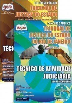 Apostila TJ/RJ Técnico de Atividade Judiciária