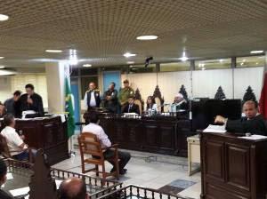 Segundo Tribunal de Justiça do Pará, sentença deve ser anunciada nesta quinta-feira, 19 (Foto: Fabiano Villela/ TV Liberal)