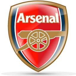 Arsenal FC logo icon free download as PNG and ICO formats ...