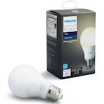 Philips Hue White Single A19 LED Bulb