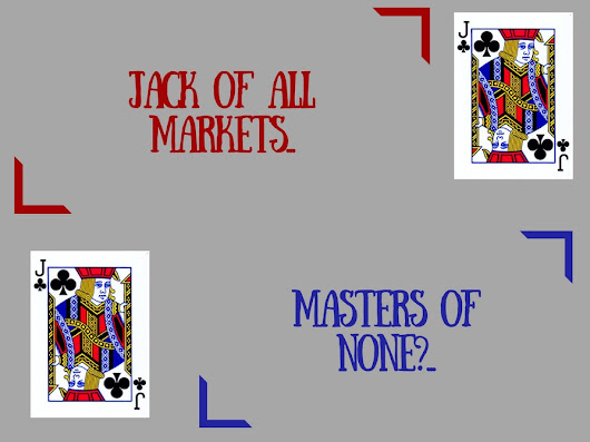 Jack of All Markets (Masters of None)