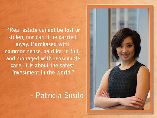 Patricia Susilo: The Real Estate Businesswoman