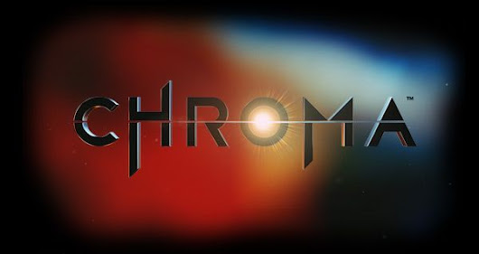 Chroma: Harmonix's Musical First-Person Shooter - IGN