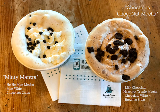 My Secret Caribou Holiday Drinks - Real Housewives of Minnesota