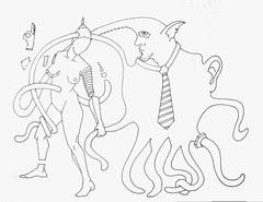 composition for school by dibujandoarte