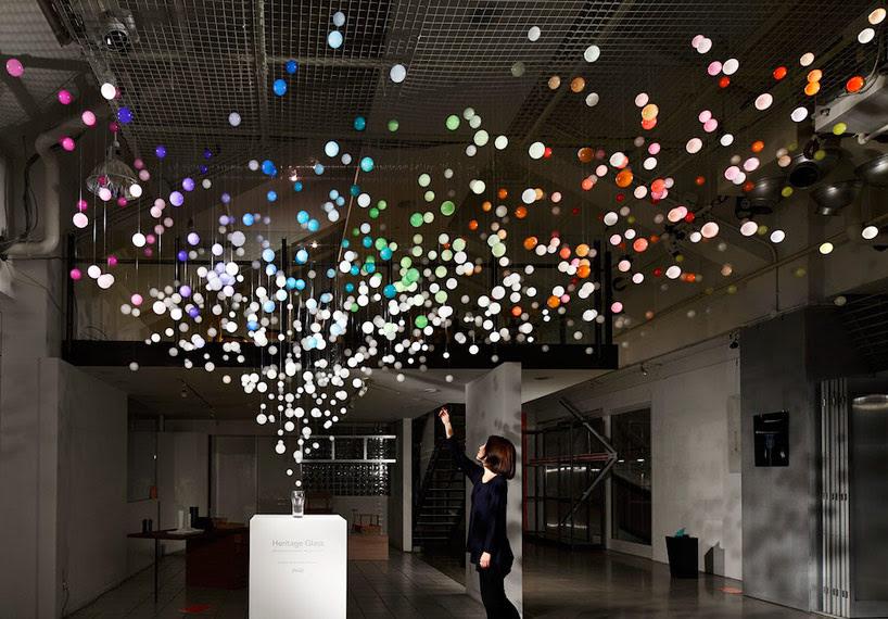 emmanuelle moureaux bursts sparkling bubbles from coca-cola
