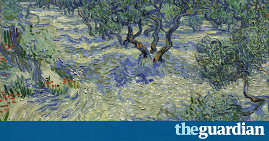 Dead grasshopper discovered in Vincent van Gogh painting | Art and design | The Guardian