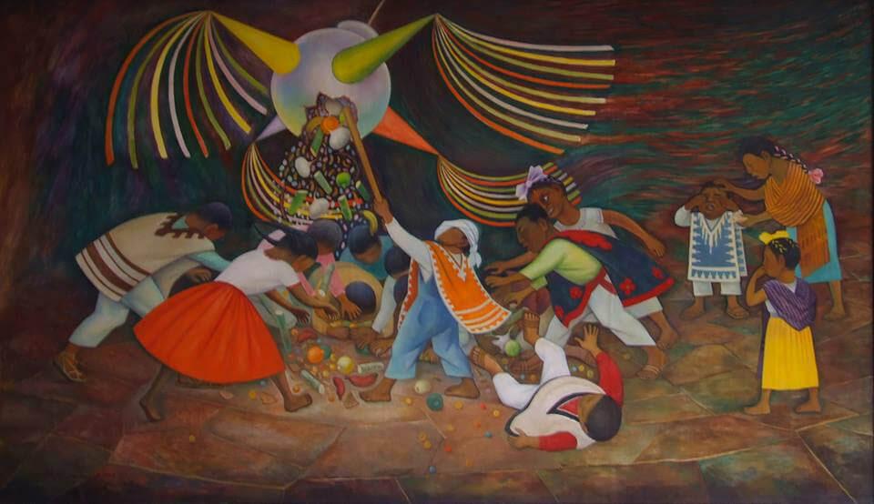 La Pinata Cultura Apocrifa Art Magazine