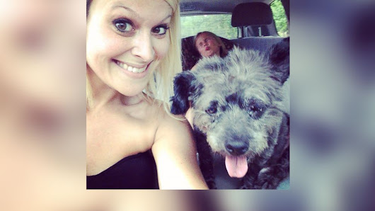 Georgia Woman Adopts Dying Dog, Brings Him On Final Adventures