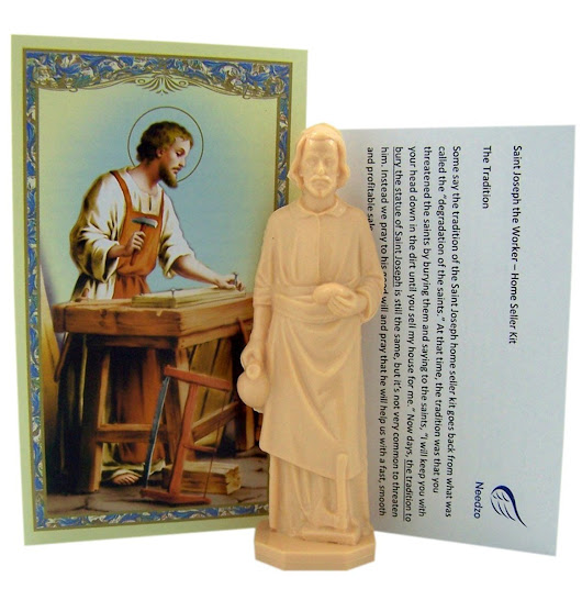 Does burying a Saint Joseph Statue really HELP you sell