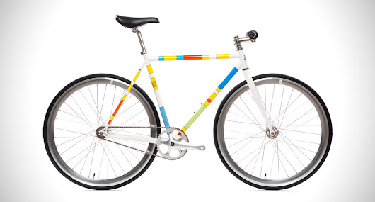 Behold The Limited Edition Simpsons Steel Shredder From State Bicycle Co