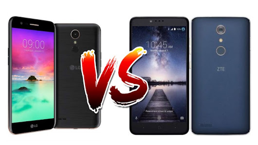 LG K10 (2017) vs ZTE ZMax Pro MetroPCS Comparison - Gadgets Finder
